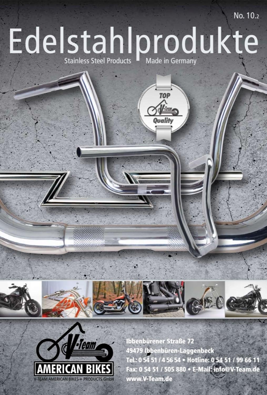 Produktkatalog - V-Team American Bikes