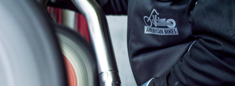 Kontakt - V-Team American Bikes